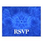 "Serenity RSVP 4.25"" X 5.5"" Invitation Card"