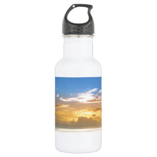 serenity stainless steel water bottle