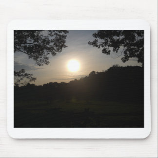 Serenity, Sunset Mouse Pad