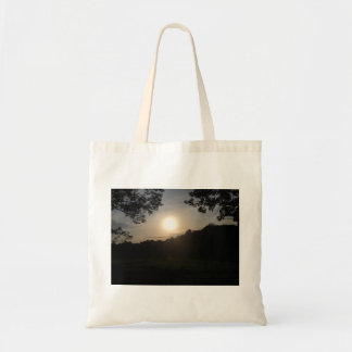 Serenity Sunset Tote Bags