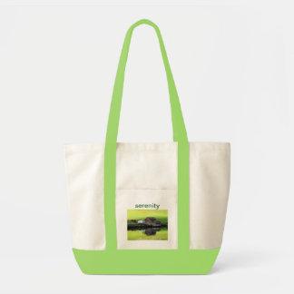 Serenity Tote Tote Bag