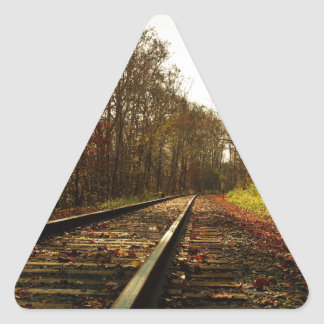 Serenity's Way Triangle Sticker