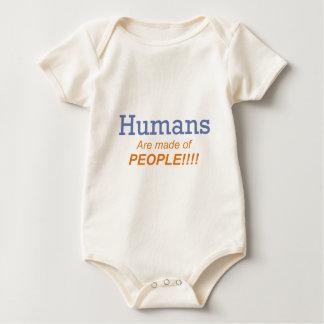 Seres humanos/gente body para bebé