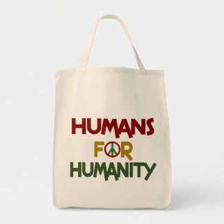 Seres humanos para el personalizado de la humanida bolsa