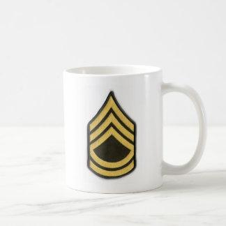 SERGEANT 1ST CLASS E-7 COFFEE MUG