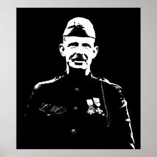 Sergeant Alvin York Poster