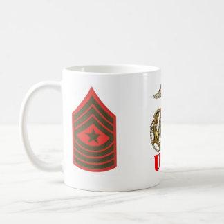 SERGEANT MAJOR COFFEE MUG