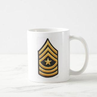 SERGEANT MAJOR E-9 COFFEE MUG