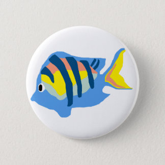 Sergeant Major  fish  button