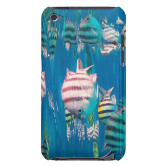 Sergeant Major Fish Case-Mate iPod Touch Case