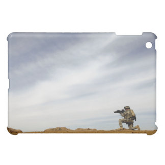 Sergeant provides security iPad mini case