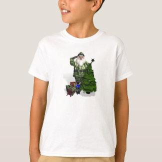 Sergeant Santa Claus T-Shirt