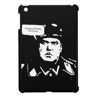 Sergeant Schultz iPad Mini Covers