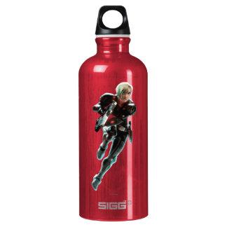 Sergeant Tammy Calhoun Running Aluminum Water Bottle