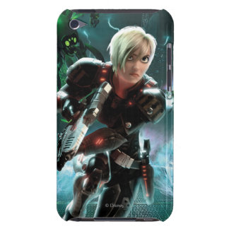 Sergeant Tammy Calhoun Running Barely There iPod Cover