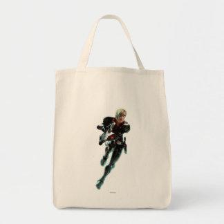 Sergeant Tammy Calhoun Running Tote Bag