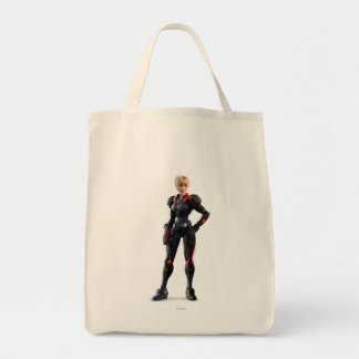 Sergeant Tammy Calhoun with Hand on Hip Tote Bag