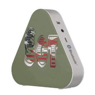 Sergeant USA Military Army Green American SGT Bluetooth Speaker