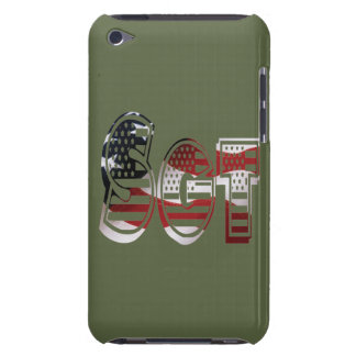 Sergeant USA Military Army Green American SGT iPod Touch Cover