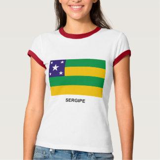 Sergipe, bandera del Brasil Playeras