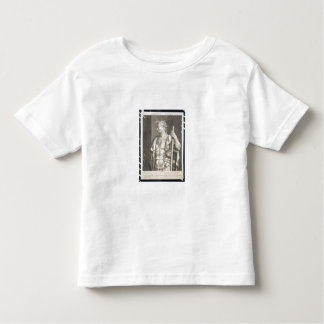Sergius Galba Emperor of Rome 68 AD engraved by Ae Toddler T-shirt