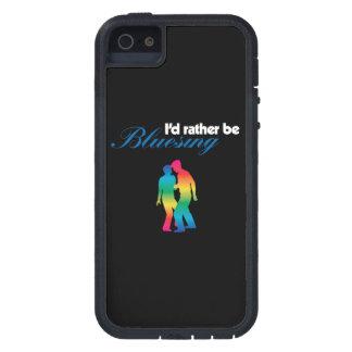Sería bastante arco iris de Bluesing para la iPhone 5 Cárcasas