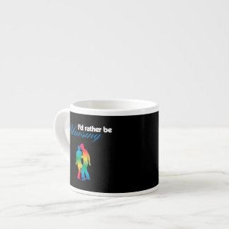 Sería bastante arco iris de Bluesing para la oscur Tazitas Espresso