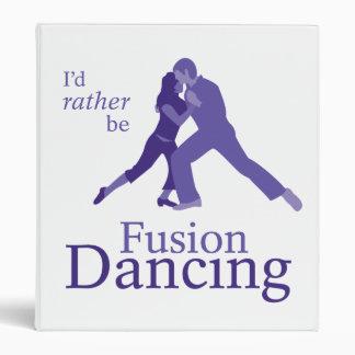 Sería bastante baile de la fusión