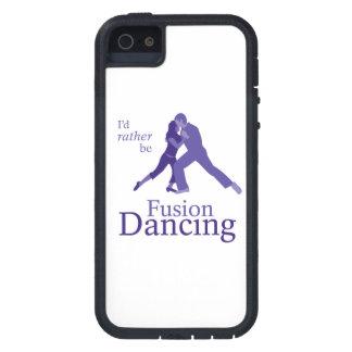 Sería bastante baile de la fusión iPhone 5 cárcasa
