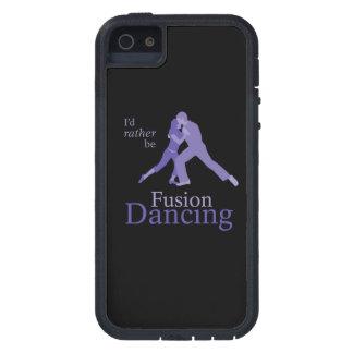 Sería bastante baile de la fusión iPhone 5 protector