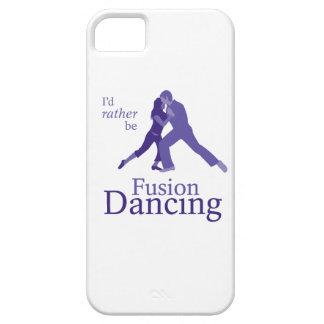 Sería bastante baile de la fusión iPhone 5 Case-Mate cobertura
