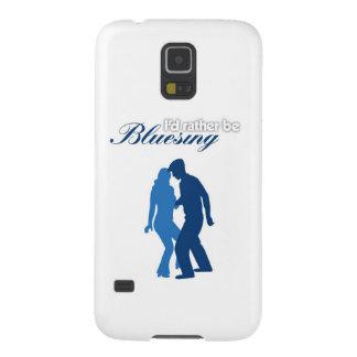 Sería bastante Bluesing Carcasas De Galaxy S5