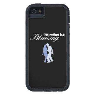 Sería bastante Bluesing iPhone 5 Case-Mate Carcasa