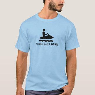 ¡Sería bastante ESQUÍ del JET! Camiseta