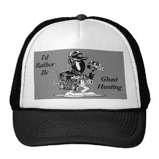 Sería bastante gorra de la caza del fantasma