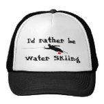 Sería bastante gorra del esquí acuático