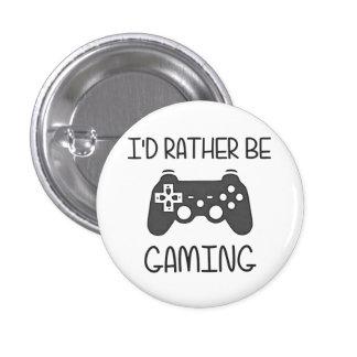 Sería bastante juego video pin redondo 2,5 cm