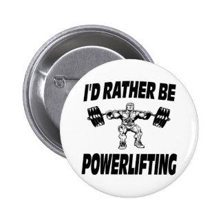Sería bastante levantamiento de pesas de Powerlift Pin