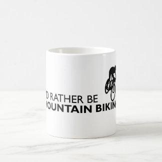 Sería bastante taza Biking de la montaña