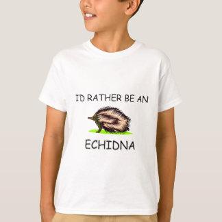Sería bastante un Echidna Playera