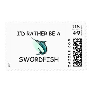 Sería bastante un pez espada