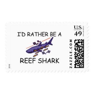 Sería bastante un tiburón del filón