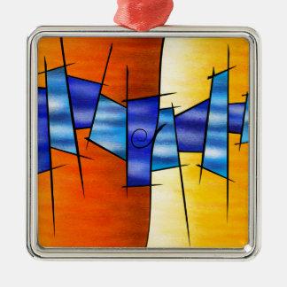 Seria Caloni V1 - the gift Metal Ornament