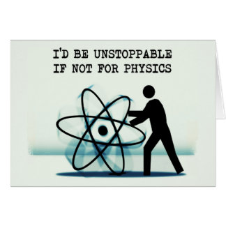 Sería imparable si no para la física tarjeta pequeña
