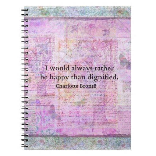 Sería siempre bastante feliz que dignificado libreta