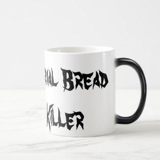 Serial Bread Killer 11 Oz Magic Heat Color-Changing Coffee Mug