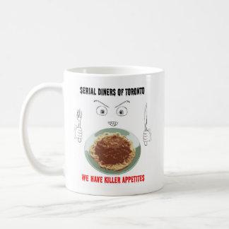 Serial Diners3 - Killer Appetite Coffee Mug