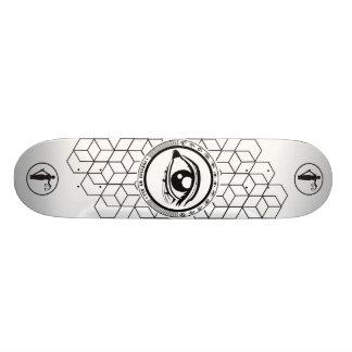 Serial Huntress Skateboard