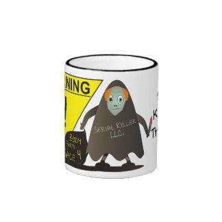 Serial Killer In Training! Ringer Mug