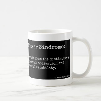 Serial Positive Thinker Sindrome Coffee Mug